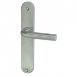 Ensemble/Plaque ECUME Inox...